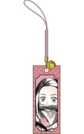 Wooden Tag - Demon Slayer / Kamado Nezuko