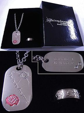 Ring - Dog Tag - Finder Series