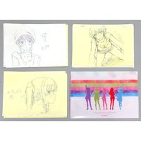 Illustration Sheet - Original Drawing - Saekano
