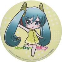 Trading Badge - VOCALOID / Hatsune Miku