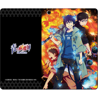 Smartphone Wallet Case for All Models - Blue Exorcist / Rin & Suguro & Yukio