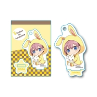 Acrylic stand - Gyugyutto - Stand Pop - Gotoubun no Hanayome (The Quintessential Quintuplets) / Nakano Ichika