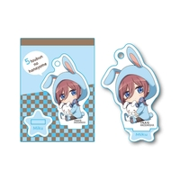 Acrylic stand - Gyugyutto - Stand Pop - Gotoubun no Hanayome (The Quintessential Quintuplets) / Nakano Miku