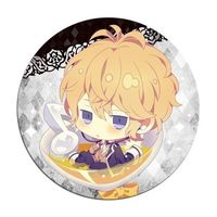 Trading Badge - DIABOLIK LOVERS / Sakamaki Shu