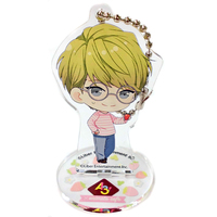 Acrylic stand - A3! / Utsuki Chikage & Summer Troupe & Spring Troupe