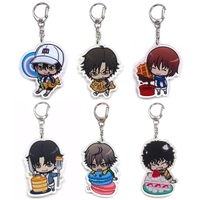 (Full Set) Acrylic Key Chain - Prince Of Tennis