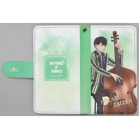 Smartphone Wallet Case for All Models - Prince Of Tennis / Zaizen Hikaru