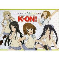 Booklet - Card Collection - K-ON!