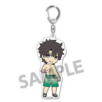 Trading Acrylic Key Chain - Pic-Lil! - Fate/Grand Order / Protagonist
