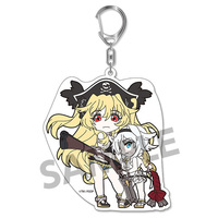 Trading Acrylic Key Chain - Pic-Lil! - Fate/Grand Order / Anne Bonny & Mary Read (Fate Series)