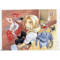 Canvas Board - Fullmetal Alchemist