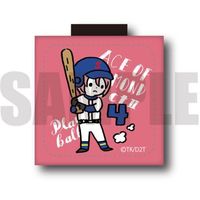 Glass marker - Cable Clip - Ace of Diamond / Kominato Haruichi