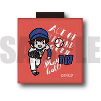 Glass marker - Cable Clip - Ace of Diamond / Sawamura Eijun