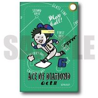 Commuter pass case - Ace of Diamond / Kuramochi Youichi