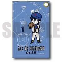 Commuter pass case - Ace of Diamond / Furuya Satoru