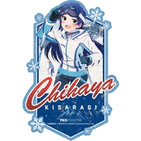 Stickers - IM@S: MILLION LIVE! / Chihaya Kisaragi