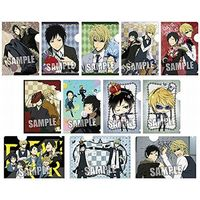 (Full Set) Plastic Folder - Durarara!! / Shizuo & Izaya