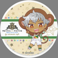 Coaster - King of Prism by Pretty Rhythm / Nishina Kaduki