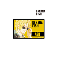 Card Stickers - Ani-Art - BANANA FISH