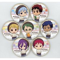 (Full Set) Trading Badge - Kuroko's Basketball