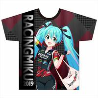 T-shirts - VOCALOID / Racing Miku Size-M