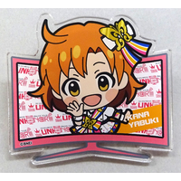 Badge - IM@S: MILLION LIVE! / Yabuki Kana