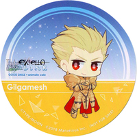 Coaster - Fate/EXTELLA / Gilgamesh & Archer