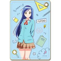 Commuter pass case - Bokutachi wa Benkyou ga Dekinai (We Never Learn) / Furuhashi Fumino