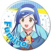 Badge - Bokutachi wa Benkyou ga Dekinai (We Never Learn) / Furuhashi Fumino