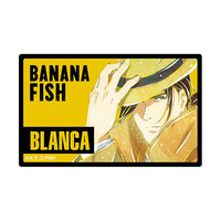 Card Stickers - Ani-Art - BANANA FISH / Blanca