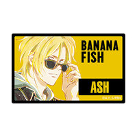 Card Stickers - Ani-Art - BANANA FISH / Ash Lynx