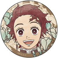 Badge - Demon Slayer / Kamado Tanjirou