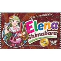 Stickers - IM@S: MILLION LIVE! / Shimabara Elena
