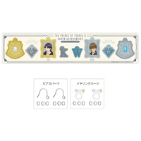 Earrings - Wristband - Paper Accessory - Prince Of Tennis / Hyoutei