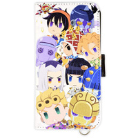 Smartphone Wallet Case for All Models - Jojo Part 5: Vento Aureo / Bruno Bucciarati