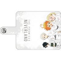 Smartphone Wallet Case for All Models - Yakusoku no Neverland (The Promised Neverland)