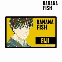 Card Stickers - Ani-Art - BANANA FISH / Okumura Eiji