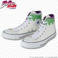 Sneaker - Jojo Part 4: Diamond Is Unbreakable / Heaven's Door & Kira & Rohan Size-26.5cm