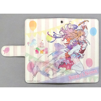 Smartphone Wallet Case for All Models - Macross Frontier / Sheryl Nome