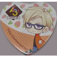 Heart Badge - A3! / Winter Troupe & Autumn Troupe & Furuichi Sakyo