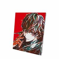 Ani-Art - Canvas Board - Persona5 / Protagonist