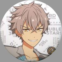 Trading Badge - Ensemble Stars! / Oogami Koga