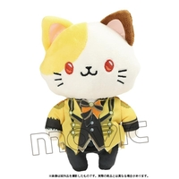 Plush Key Chain - withCAT - Tsukiuta / Shiwasu Kakeru