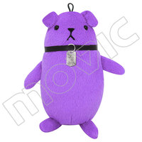 Plush Key Chain - Tsukiuta