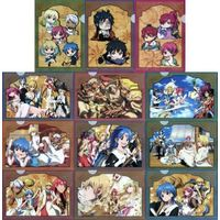 (Full Set) Plastic Folder - Magi