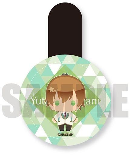 Glass marker - Cable Clip - Star-Mu (High School Star Musical) / Hoshitani Yuta (Star-Mu)