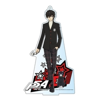 Acrylic stand - Persona5 / Protagonist & Morgana
