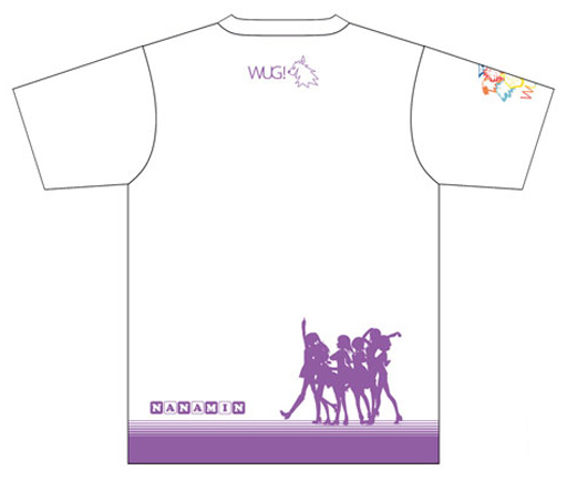 T-shirts - Wake Up, Girls! / Hisami Nanami Size-XL
