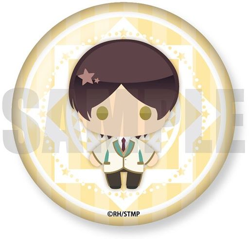 Badge - Star-Mu (High School Star Musical) / Sawatari Eigo (Star-Mu)