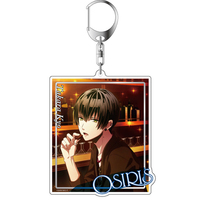 Big Key Chain - Band Yarouze! (Banyaro!) / Takara Kyou & OSIRIS